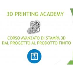 Corso Avanzato di 3D Professionale