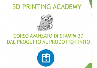 Corsi Base e Avanzati di Stampa 3D